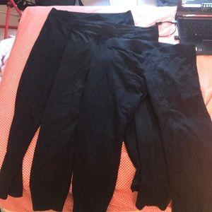 BUNDLE PACK 3 pairs of leggings